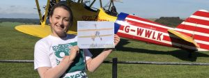 Wing Walk for Forest Holme