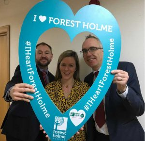 Funding For Forest Holme Hospice