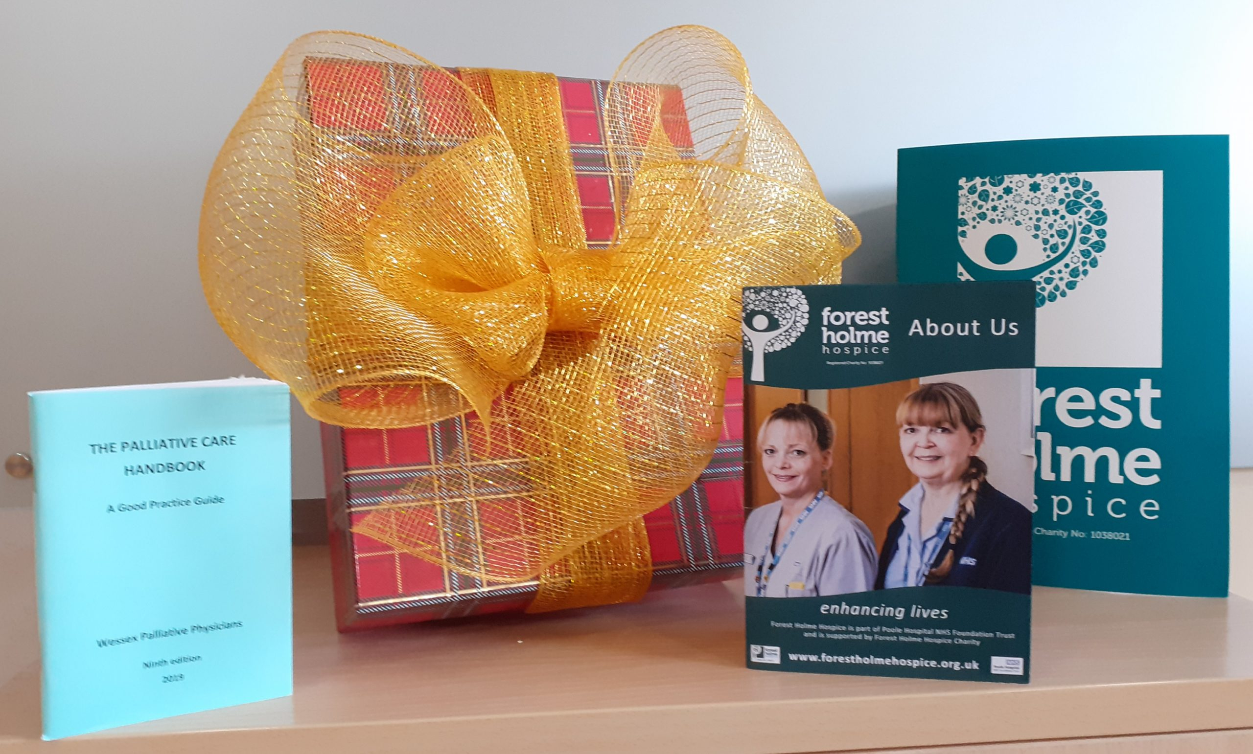 Day 11: Hospice information box