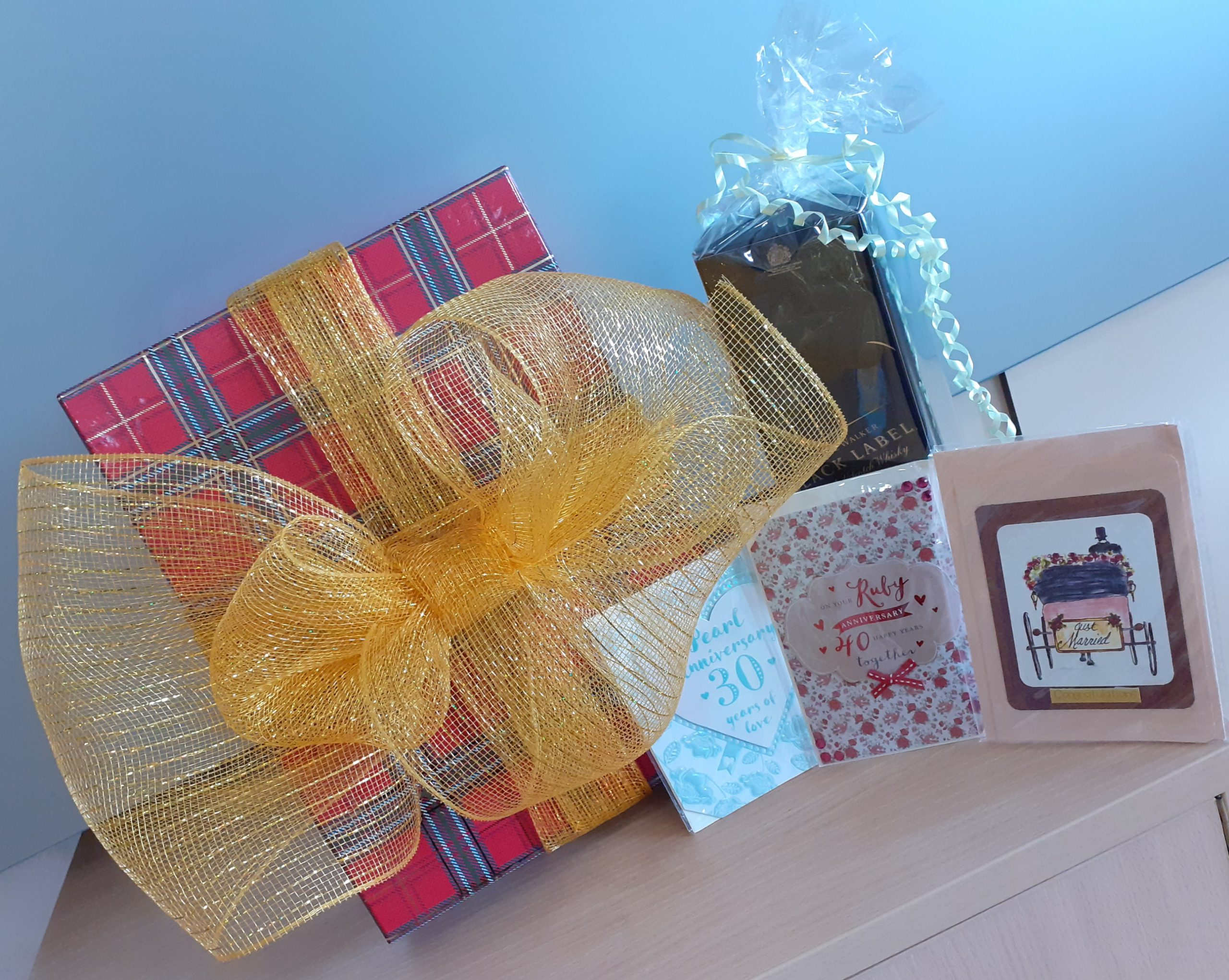 Day 6: Special occasions box