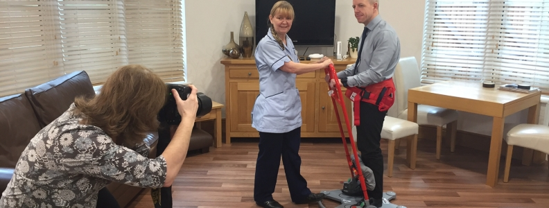 New equipment helps patients and staff